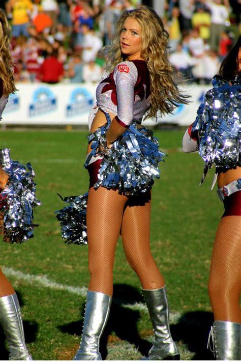 pom pom paparazzi nrl cheerleading blog