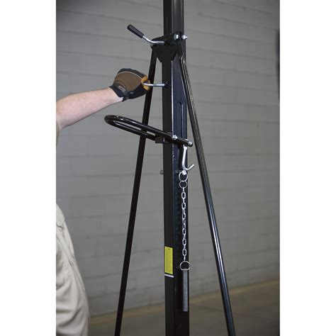 northern tool adjustable floor northern industrial adjustable portable gantry crane 3000