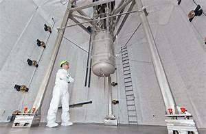 Dark matter detector nearing activation in SD mine ...