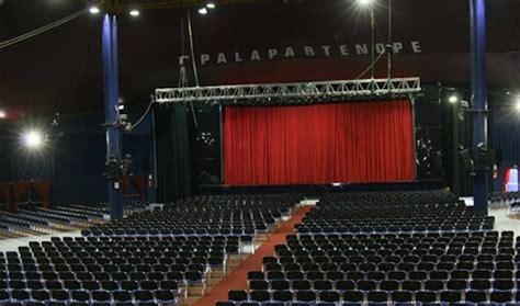 teatro tenda napoli teatro palapartenope napoli ticketone