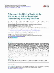 T Online Service Shopping : pdf a survey of the effect of social media marketing on online shopping of customers by ~ Eleganceandgraceweddings.com Haus und Dekorationen