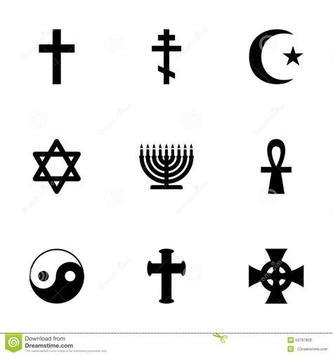 Major Religious Symbols