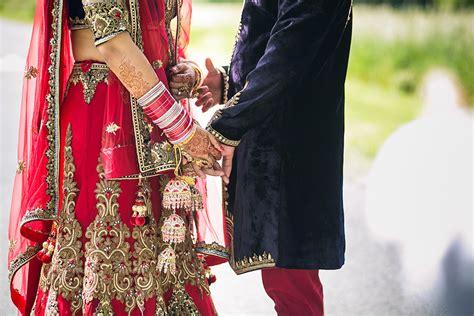 vikki amit indian wedding  london anja poehlmann