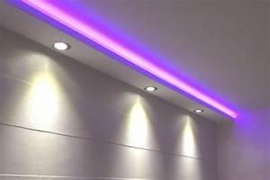 Spots Led Decke : bendu bendu fassaden stuck lichtprofile ~ Buech-reservation.com Haus und Dekorationen
