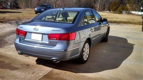 2009 Hyundai Sonata Pictures Cargurus