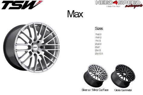 tsw wheels nurburgring chicane bathurst max interlagos