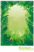 Tropical Jungle Clip A...
