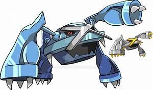 pokemon metagross images