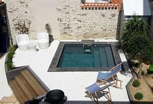 la mini piscine une petite piscine economique et With piscine de petite taille