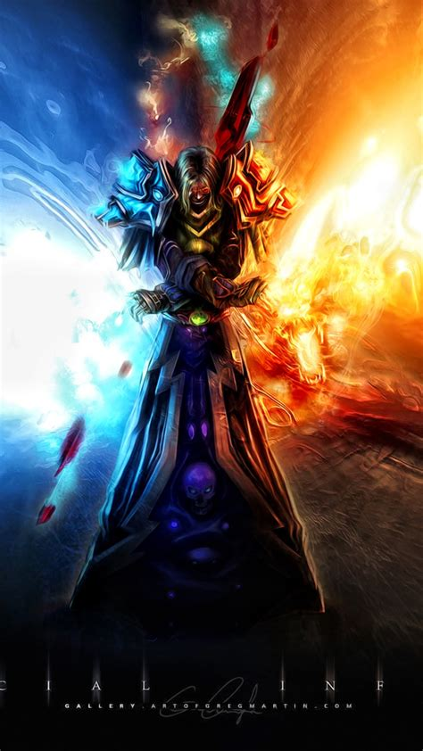 You can choose the image format you need and install it on absolutely any device, be it a smartphone, phone, tablet, computer. Download World Of Warcraft Phone Wallpaper Gallery
