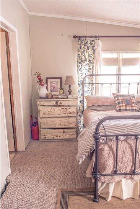 manufactured home decorating ideas chantal s chic country cottage mobile home living