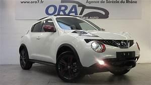 Nissan Juke Blanc : nissan juke 1 2 dig t 115ch n connecta occasion lyon s r zin rh ne ora7 ~ Gottalentnigeria.com Avis de Voitures