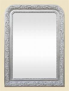 Miroir Ancien Pas Cher : grand miroir pas cher maison design ~ Melissatoandfro.com Idées de Décoration