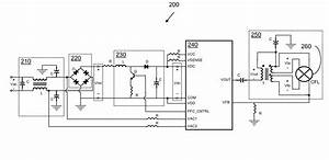 patent us8358078 fluorescent lamp dimmer with multi With smart ballast control ic for fluorescent lamp ballasts schematic