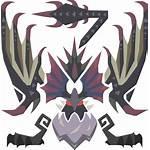 Garuga Yian Monster Hunter Icon Iceborne Materiales