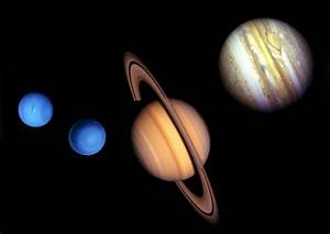 Outer Planets - THE SOLAR SYSTEM