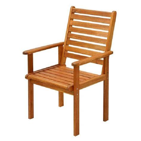 2 fauteuils de jardin en bois exotique fsc napo achat