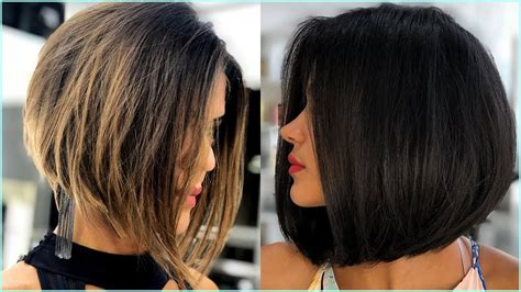 6 Short And Medium Bob Haircuts For Women To Try This