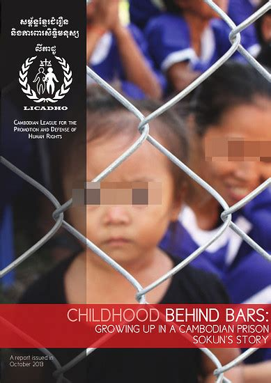 report childhood  bars growing    cambodian