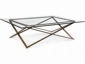 john richard glass and brass 48 x 36 coffee table jrjfd0049 With 48 x 36 coffee table