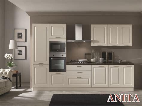 Cucina Anita 360 Cm Five  Palermo Ipershop