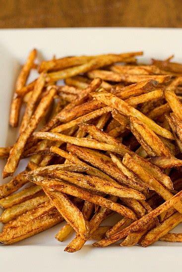 Easy Homemade French Fries  Brown Eyed Baker