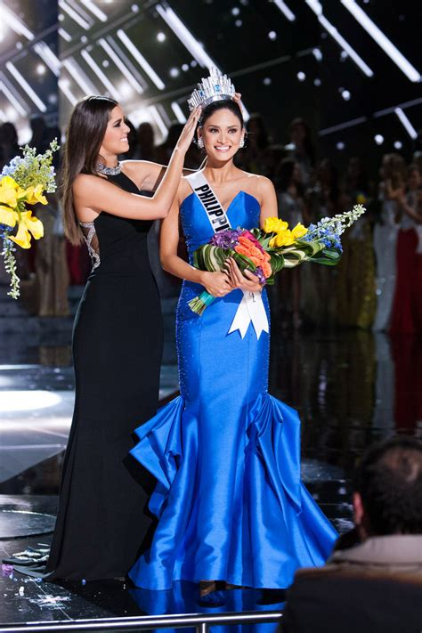 Miss Universe 2015 Official Photos Of Pia Wurtzbach's
