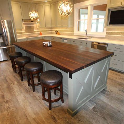 20 kitchen island designs home 55 great ideas for kitchen islands the popular home