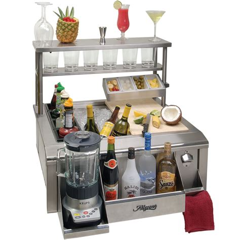 Home Bar Accessories Shop by Alfresco 30 Quot Sink System Outdoor Residential Bbq