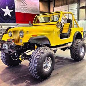 Jeep Cj7 1979 The Yellow One
