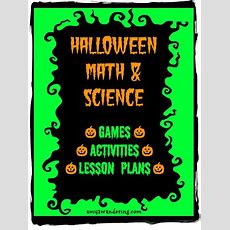 1000+ Images About Homeschool  Halloween On Pinterest