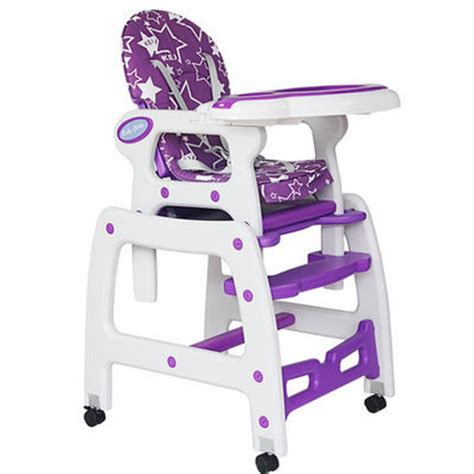 6 Months 8 Years Child Dining Chair Multifunctional Chair