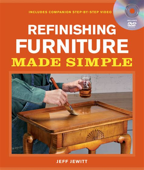repair wood furniture mother earth news