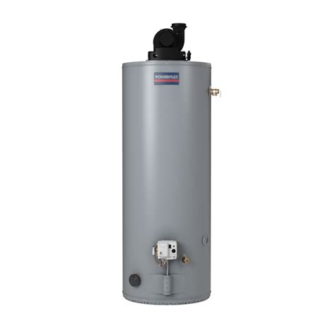 40 gallon water heater lowes shop powerflex 50 gallon 6 year residential