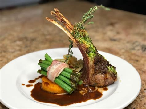 Roasted rack of lamb is a brilliant centerpiece dish because it's impressive and surprisingly easy to make. How to Cook a Rack of Lamb | Ideal Butchery