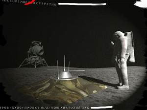 Russian Manned Moon Landing - Pics about space