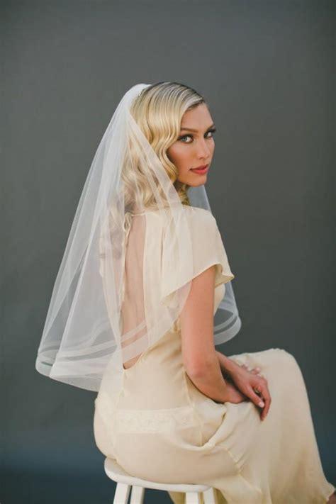1 And 15 Horsehair Veil Bridal Veil Organza Veil