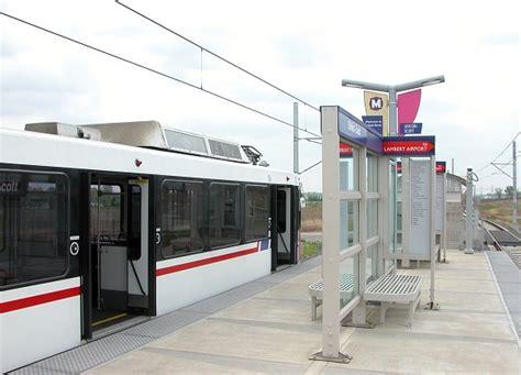 st louis light rail eastern terminal