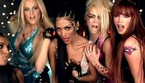 Video Pussycat Dolls 39Bottle Pop39 Rap Up