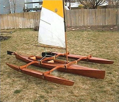 Clc Boats Trimaran by Kayak Trimaran Trying To Find The Best Boat