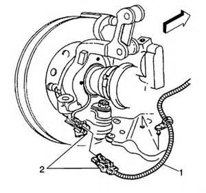 similiar 2002 chevy s10 vss keywords 2001 chevy impala wheel speed sensor additionally 2006 chevy