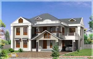 7 beautiful Kerala style house elevations