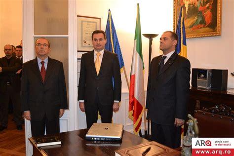 Consolato Italiano Romania by Visita Dell Ambasciatore D Italia A Timisoara Ed Arad 14