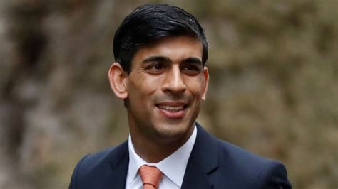 Rishi Sunak Feels Honoured to be Elected as UK Chancellor