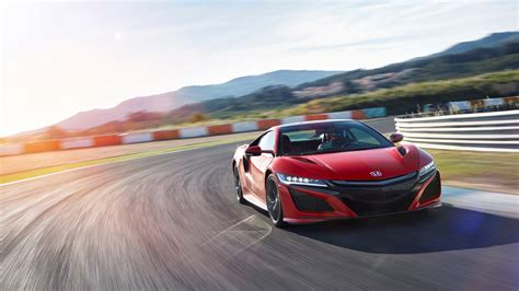 Honda Nsx 4k Wallpaper Hd Car Wallpapers