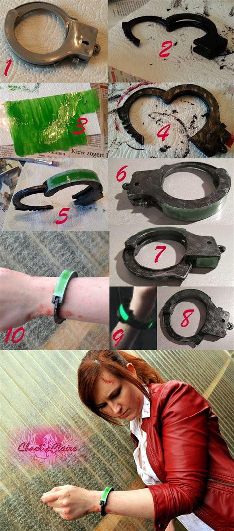 Resident Evil Revelations 2 Fear Bracelet  Resident Evil