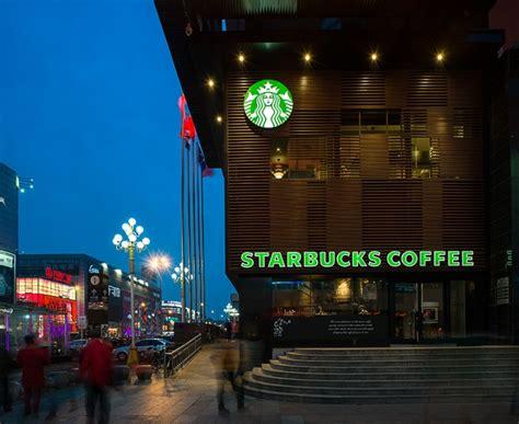starbucks zhongxing store renovation shengyang china