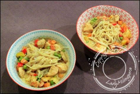recettes pate de curry rouges
