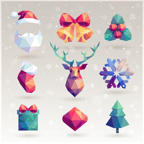 printable geometric shape ornaments geometric shapes ornaments vectors set free