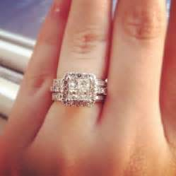 my engagement ring is small my engagement and wedding ring weddingbee photo gallery